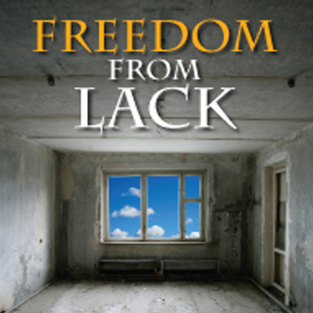 Freedom from Lack book