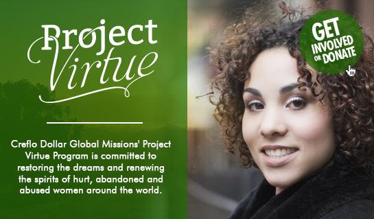 Project Virtue Creflo Dollar Ministries