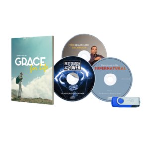 experiencing grace life creflo dollar ministries