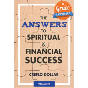 answers creflo dollar ministries
