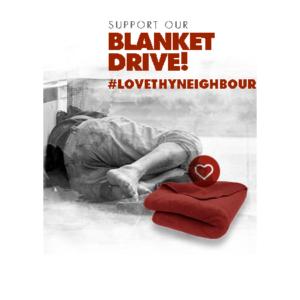 blanket drive creflo dollar ministries