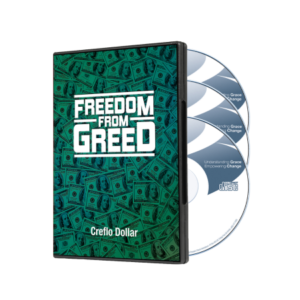 freedom from greed creflo dollar ministries