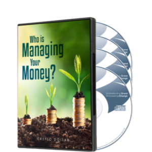 money managing creflo dollar ministries