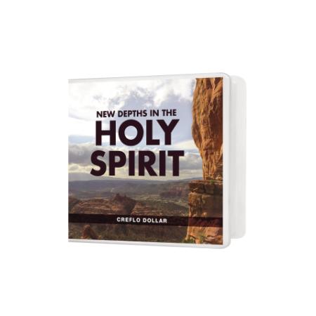 holy spirit creflo dollar ministries