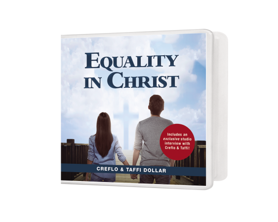 equality in christ creflo dollar ministries