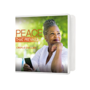 peace that prevails creflo dollar ministries