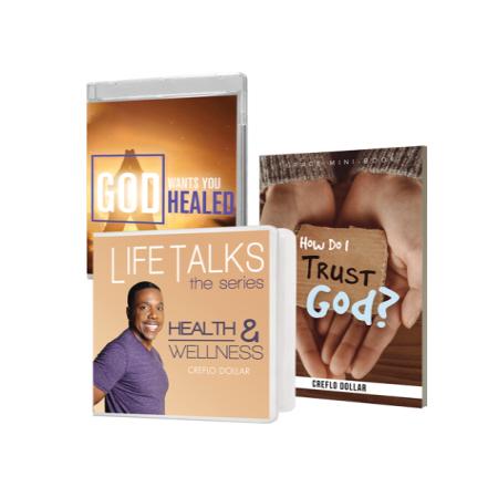 God Wants You Healed Bundle