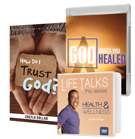 God wants healed