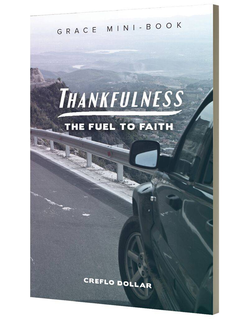 Thankfulness Cover book